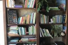 Toute une bibliothèque à votre disposition